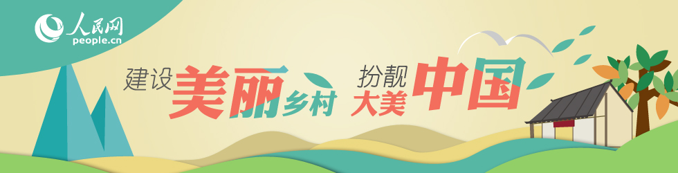 建设美丽乡村 扮靓美丽中国--党建--人民网