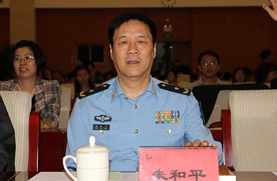 空军指挥学院原副院长,少将 朱和平 组图 寻找中直机关最美