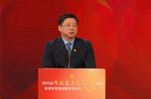 玉林市委组织部副部长、非公经济组织和社会组织党工委书记甘文波