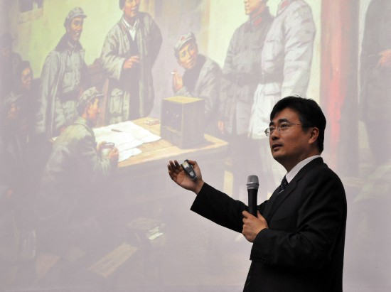 中国科学院电子学研究所所长吴一戎