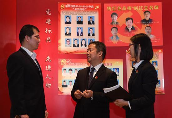 中国的民营企业为什么要加强党的建设?